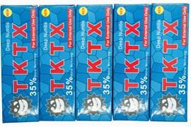 TKTX 35% - Обезболивающий крем (Упаковка 5шт)