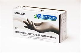 Перчатки Alliance - черные